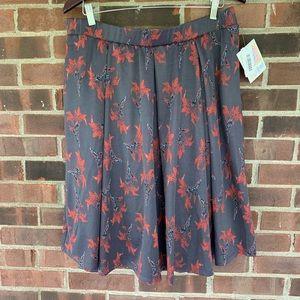 NWT LuLaRoe Madison skirt pockets
